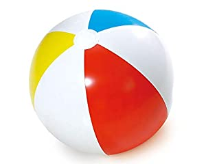 Polygroup Limited- Polygroup 8422259604075 Pelotas 61 Cm Hinchable, (60407)