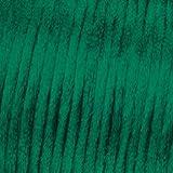 EFCO Kumihimo Flechtkordel Satin 6 m dunkelgrün  2 mm