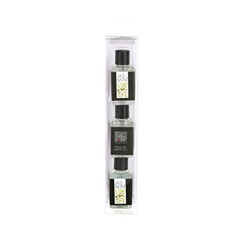 Atmosphera - Lot de 3 huiles fragrances Jasmin 10ml