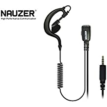 PIN-29-PKT Pinganillo Profesional Nauzer Con Micro-Auricular Para Kenwood PKT-