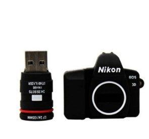 OTSFFSSENT 8GB Cartoon-Design-Serie von USB Stick Memory Stick Netter Blitz-Antrieb Geschenk Blitz Speicher (8 Serie Gb-usb)