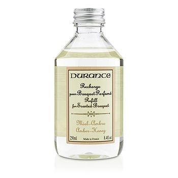 Durance - Ricarica Bouquet Profumato Rattan 250 ml MIELE AMBRA