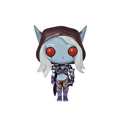 YIFNJCG World of Warcraft Wow Juego Mano Oficin...
