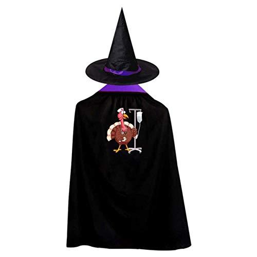 Funny Boy Halloween Kostüm - TIERA BENDER Proud Nurse Turkey Funny