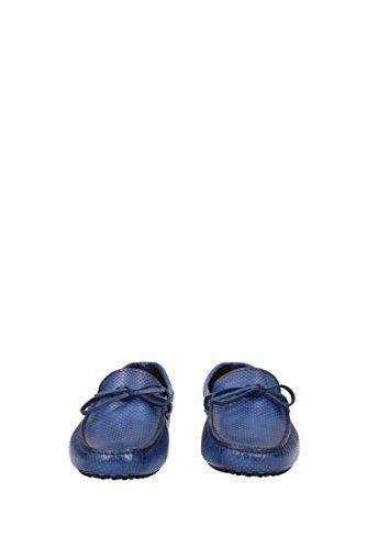 Tod's Mocassini Uomo - Pelle (XXM0GW05470GJJ) EU Blu