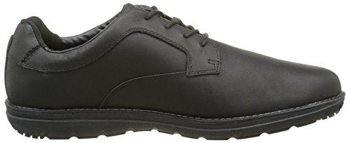 Timberland Barrett Pt Oxford, Chaussures à Lacets Homme Noir (Black)