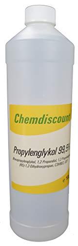 1Liter Propylenglykol 99,5% in Pharmaqualität USP versandkostenfrei PG