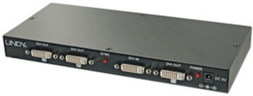 Lindy DVI-Video-Splitter, 8 Port Distribution Verstärker
