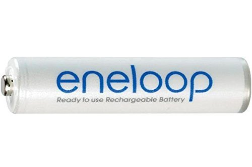 4 x AAA NiMH Panasonic (Sanyo) Eneloop Rechargeable Batteries (800 mAh) - Low Discharge  available at amazon for Rs.4379