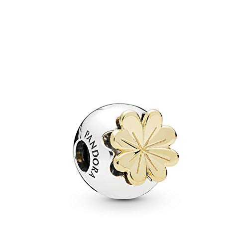 PANDORA -Bead Charms 925 Sterlingsilber 768000CZ (Pandora Glück)