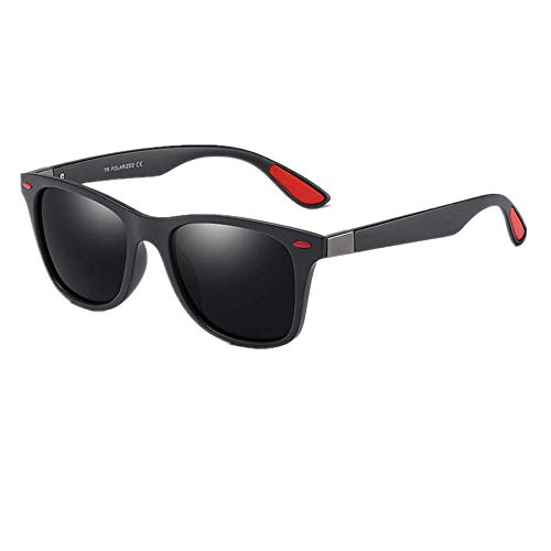 cb67021ec8 Jingchen Sunglasses Polarized Sports Glasses Driving and Outdoor Activities  Rectangular Men's Glasses with UV Protection
