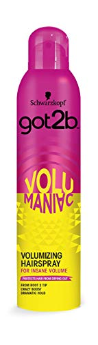 Got2b - Laca Volumaniac - 3 unidades 300ml - Volumen