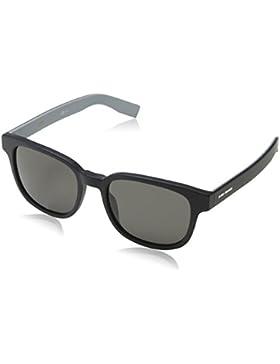 Boss Orange Unisex-Erwachsene Sonnenbrille 0193/S Nr, Schwarz (Blk Hvnagrey I21), 52