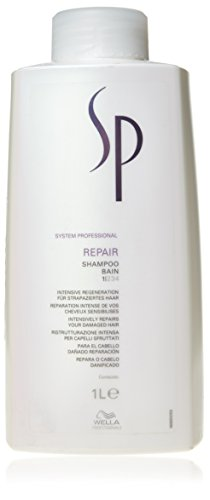 WELLA SP REPAIR Shampoo 1000ml (Sp Professional Shampoo)