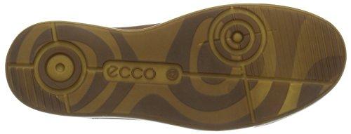 Ecco Ecco Eisner, Bottes Combat de hauteur moyenne, doublure froide homme Marron - Braun (AMBER/MINK)