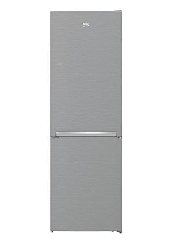 Beko RCNA365K30XP Kühl-Gefrier-Kombinationen (Gefrierteil unten - Freistehend) / A++ / 185 cm / 264 kWh/Jahr / 224 L Kühlteil / 97 L Gefrierteil / No Frost /  Active Dual Cooling System /  LED-Innenbeleuchtung  /  Automatische Abtauung /  Umluftkühlung