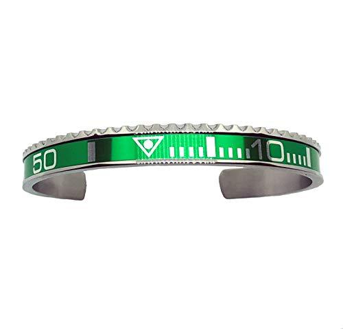 Zoom IMG-1 proton jewelers bracciale submariner e