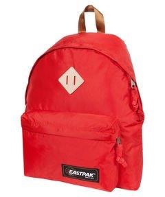 Eastpak Unisex-Erwachsene Padded Pak'r Neo Red Rucksack, Rot