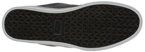 Etnies Jameson 2 Eco, Baskets mode homme Gris (Black/Dark Grey/Grey)