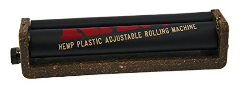 Raw Ecoplastic verstellbare KingSize Drehmaschine 110mm Slim & Normal aus Hanfplastik Roller