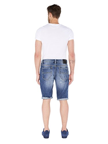 Colorado Denim Herren Shorts Darryl Blau (authentic Summer 917)