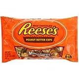 Reese's Peanut Butter Cups Miniatures, 340gr