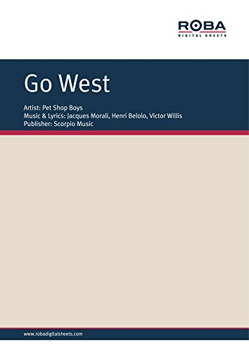Go West (English Edition)