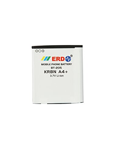 ERD Mobile Phone Battery Compatible For Karbonn A4+