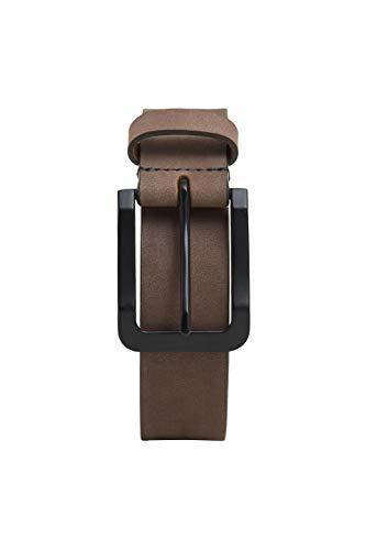 edc by Esprit Accessoires 029ca2s001 Cinturón, Marrón (Rust Brown 220), 110 (Talla del fabricante: 95) para Hombre