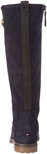 Tommy Hilfiger FW56822028 - Stivali alti con imbottitura leggera Donna Blu (midnight 403)