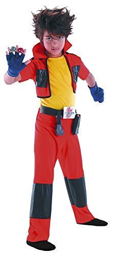 Dan Kostüm Bakugan - Bakugan Cesar B655-004- Kostüm Dan Anni 10-12