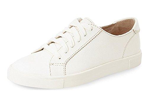 zxd-christie-zapatillas-tipo-court-blancas-minimalistas-piel-sintetica-suela-de-goma-plana-y-cordone