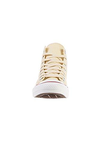 Converse All Star Hi Canvas, Sneaker Unisex – Adulto Bianco (White - WHITE)