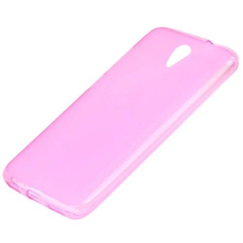 Owbb Rose TPU Case Hülle für UMI EMAX MINI Smartphone aus Weich Silikon Handy Hülle transparente Schutzhülle