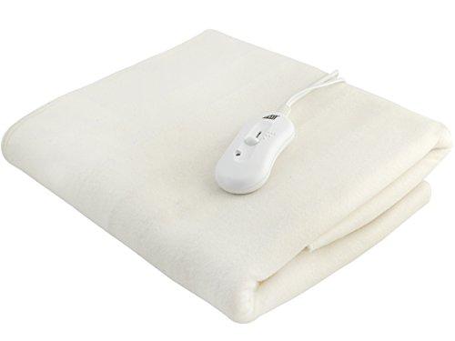 Wärmeunterbett mit 3 Temperaturstufen 190X80CM Überhitzungsschutz #4596
