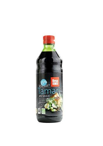 LIMA Tamari 25% weniger Salz, 500 g