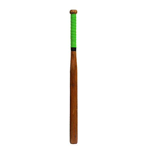 Queen Sports Baseball Bat Premium quality Wooden Brown Standard Size for Sports...