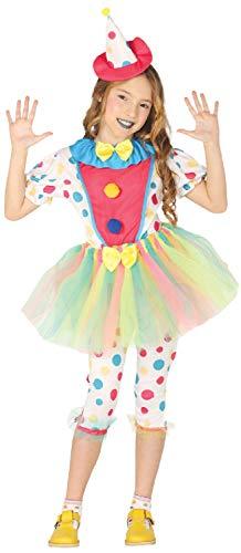 Cutie Circus Bright Karneval Halloween Fun Kostüm Outfit 3-12 Jahre ()