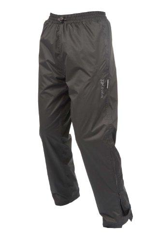 Target Dry Lyon Mens wasserdicht Overtrousers (Lakritze, XL)