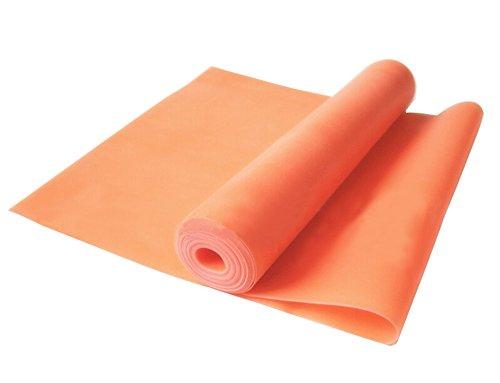 niceEshop(TM) 1.5M Stretch Widerstand Übung Eignung Band (zufällige Farbe)