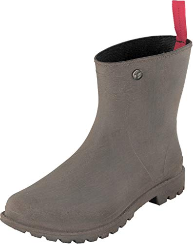 Gosch Shoes Women's GS2231B Wellington Boots Brown