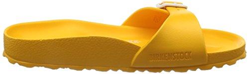 Birkenstock Classic Madrid Eva, Mules Jaune (Scuba Yellow)