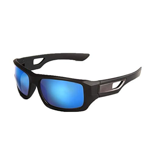 Whycat sportliche sonnenbrille herren Wrap Around Sonnenbrille, HD-polarisiert, um über Korrekturbrillen für Männer und Frauen zu passen(C)