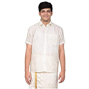 THANGAMAGAN Men Casual Shirt