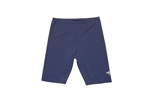 Stingray Ladies Swim Jammers Leggings Shorts Black and Navy ...