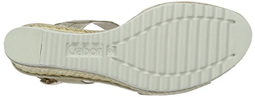 Gabor 45.790 Damen Sandalen Mehrfarbig (88 ambra/space)