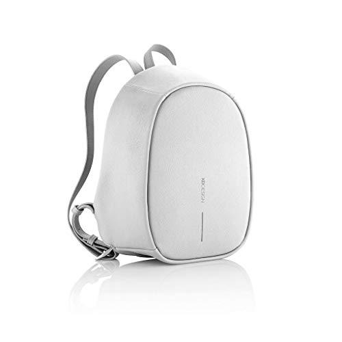 The Original Genuine XD Design Bobby Elle antifurto Zaino Anti-Theft Backpack (Women's bag) (light grey)