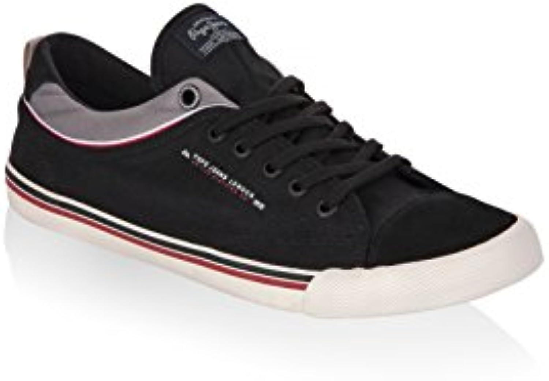 Pepe Jeans Herren Britt Piping Sneaker