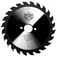 HM–Hoja de sierra circular New Generation D = 125x 2,6x 20con 24dientes WZ F. AEG/Festo/Mafell