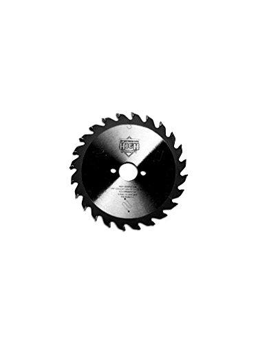 Preisvergleich Produktbild HM-Kreissägeblatt New Generation D= 125 x 2,6 x 20 mit 24 Zähnen WZ f. AEG / Festo / Mafell